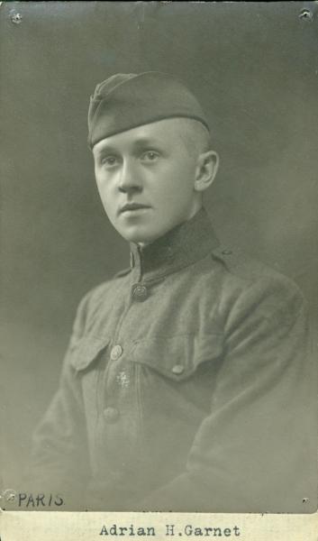 Adrian Garnet