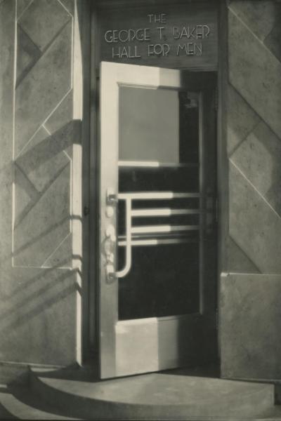 Art Deco Style Doorway