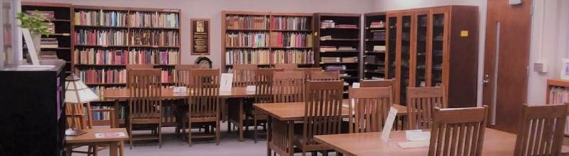 Special Collections & University Archives Space
