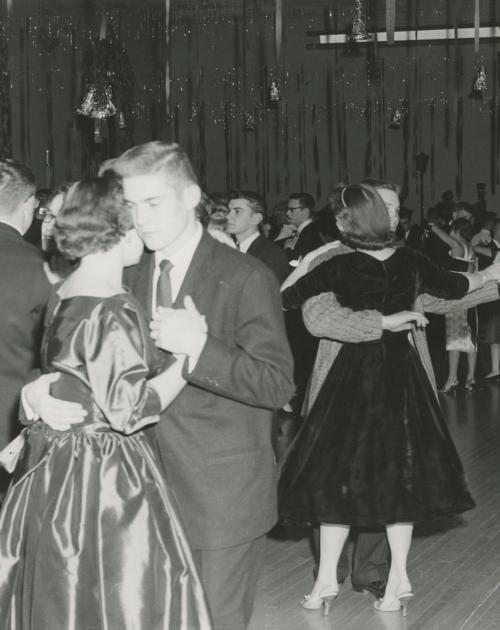 Christmas Formal, 1956