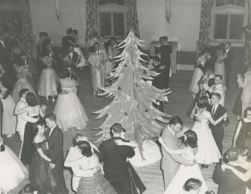 Christmas Ball, 1950's