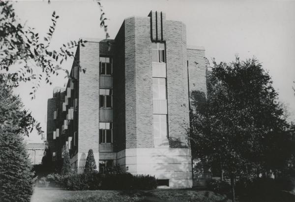 West End of Baker Hall