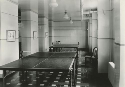 Baker Game Room