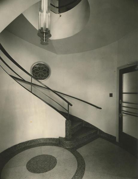 Baker Winding Staircase