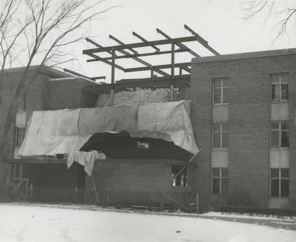 Baker Construction, 1957.