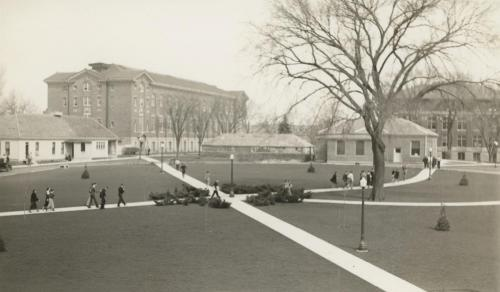 The Circle in the 1940s