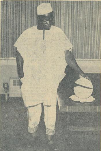 Clement Mbaoma Ezeanii