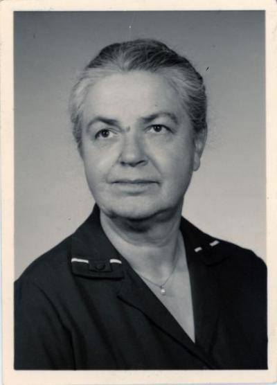 Photo of Dr. Erma Plaehn