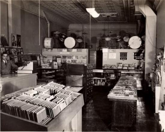 Richard's Music Mart, Waterloo, Iowa