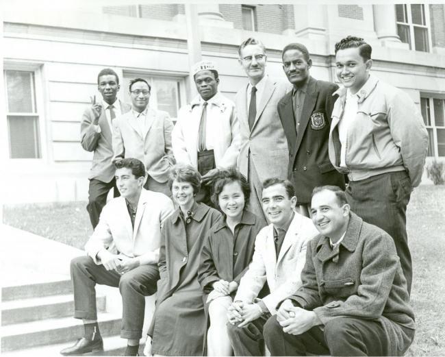 International students, 1960