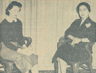 Dawn Evans and Mahtalat Rashidi