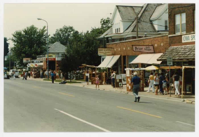 College Hill Arts Festival, 1981