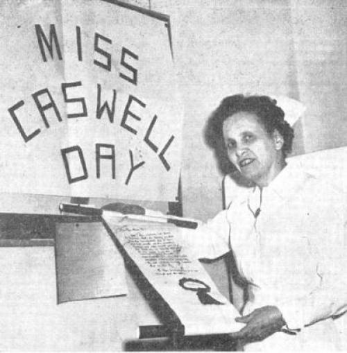 Miss Caswell
