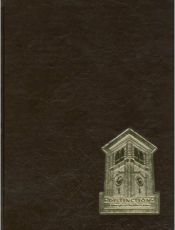 The front of the 1997 Old Gold yearbook, the most downloaded Yearbook on the website.