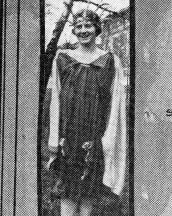 Winifred Tuttle, 1920