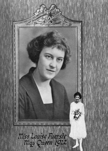 Louise Fuerste, 1922