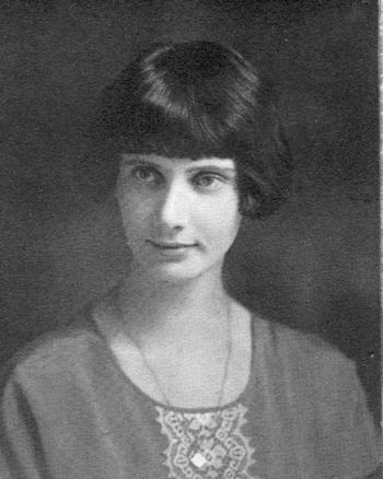 Helen McHugh, 1925