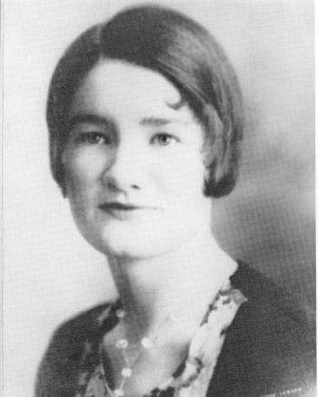 Alice Dowden, 1931