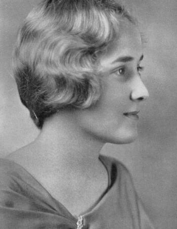 Mary D. Anderson, 1932