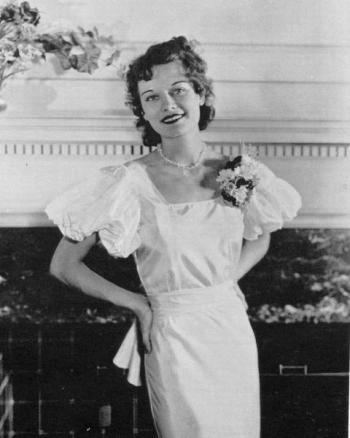 Lorinne Crawford, 1934