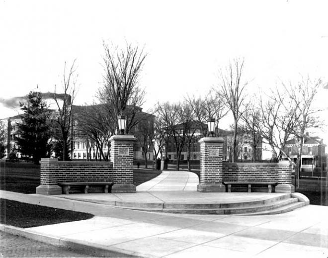 Class of 1913 gateway
