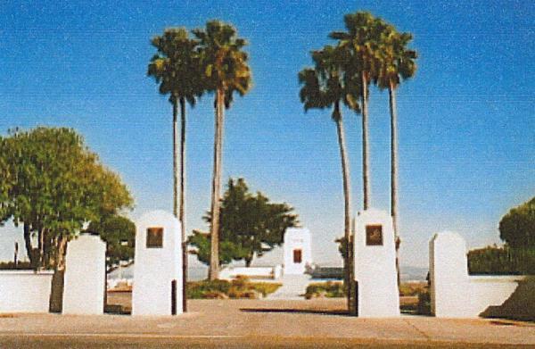 Ft. Rosecrans National Cemetery, San Diego, California