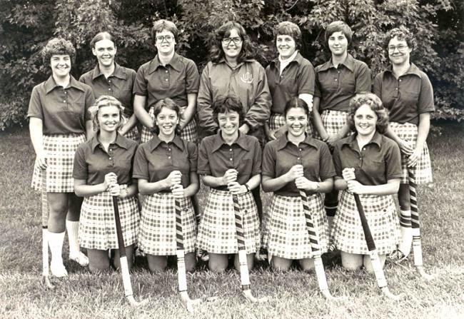 Field hockey team, 1978.