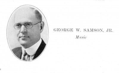 George W. Samson, Jr.