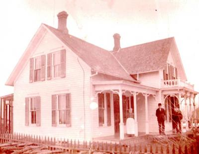 Thomas Seerley home