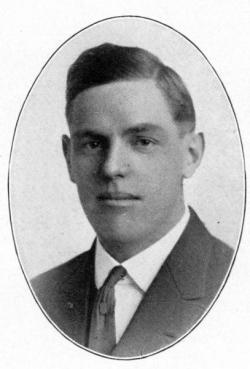 Axel Justesen, 1915