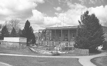 Commons construciton