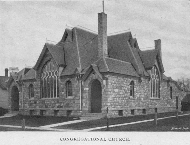 Congregational Church, Cedar Falls