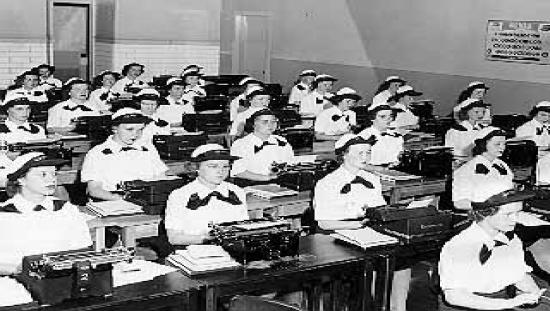 WAVES typing class