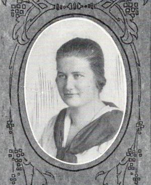 Elsie Kaltenbach, 1920