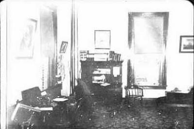 South Hall office