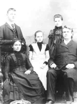 President's Family