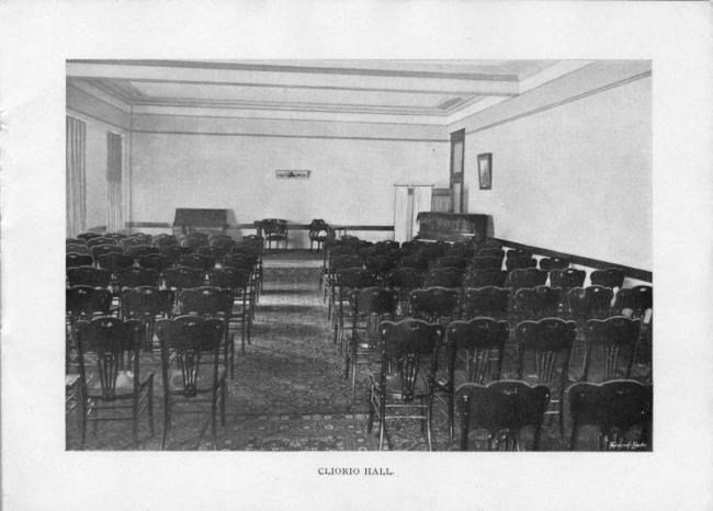 Cliorio Hall