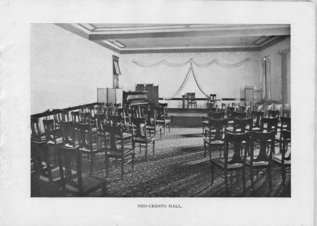 Neo-Chresto Hall