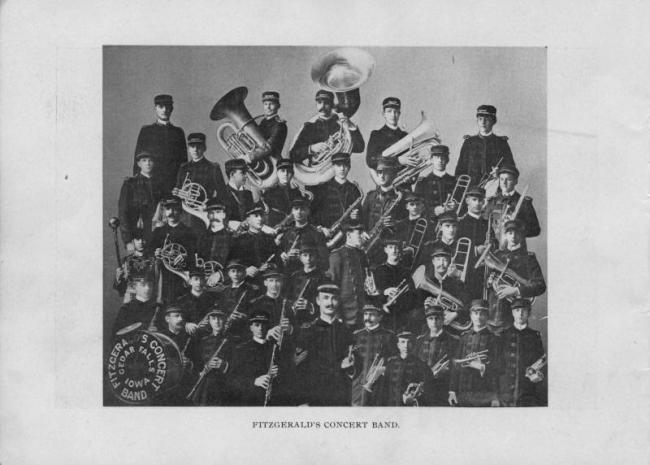 Fitzgerald's Concert Band
