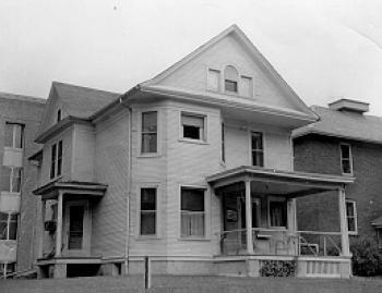 Student Health Center until 1962