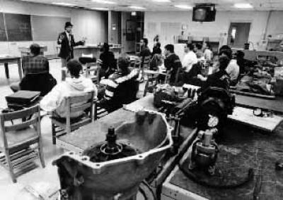 ITC classroom