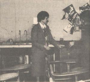 Grace Ann Hovet classroom
