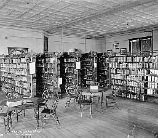 Library 1903