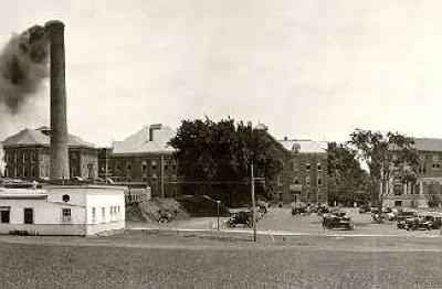 Central Campus parking