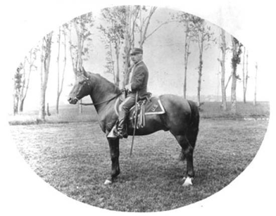 Major William Dinwiddie