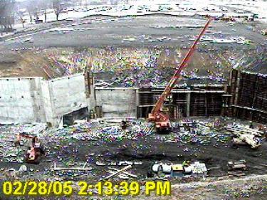 Webcam construction