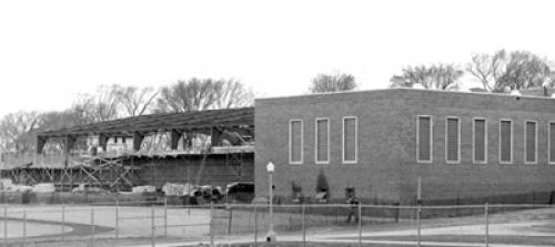Original fieldhouse