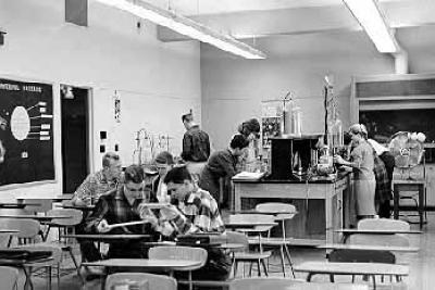 Laboratory class