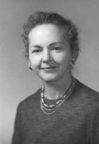 Helga Peterson Maucker