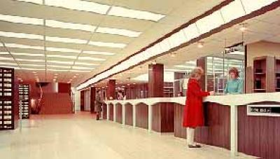 Reserve and circulation desk